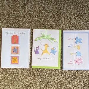 Lot of 26 greeting cards for every occasion